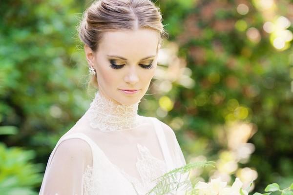 時尚新娘潮流 – 霧柔系煙燻妝