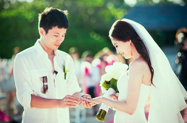 浪漫熱情巴厘島婚禮 (遇見幸福婚顧Vicky 策劃)