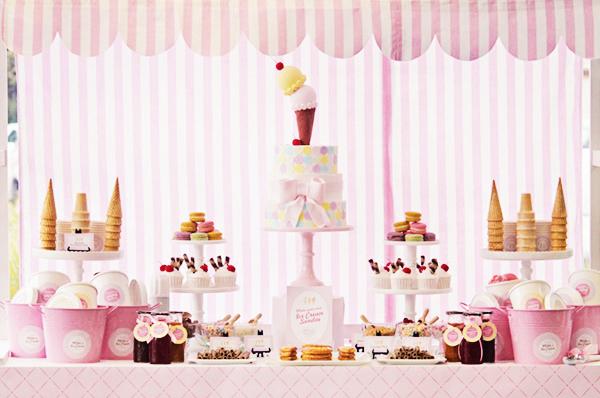 超萌! 21個甜蜜可愛周歲蛋糕