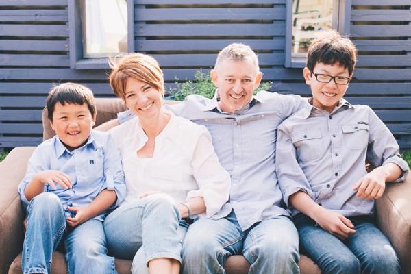母愛之路 – Doust 家庭寫真 (Ben Yew 拍攝)