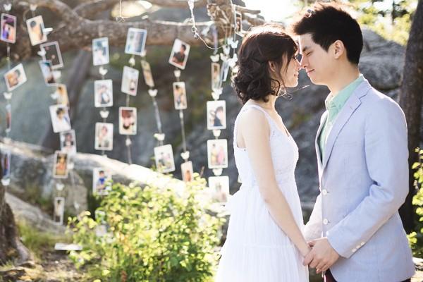一千個愛的回憶 – Angela & Eric 的浪漫婚紗照 (Kunioo 拍攝)