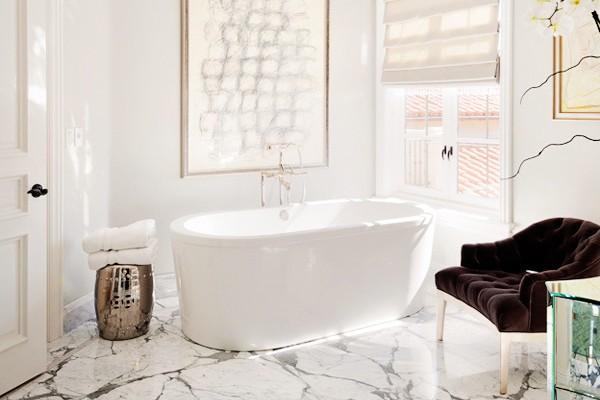 19 個舒適摩登浴室設計