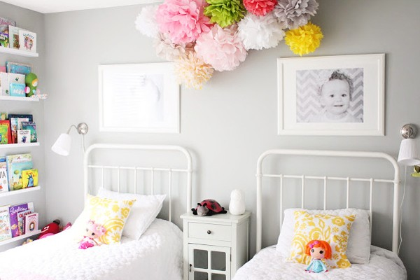 29個創意雙人兒童房設計