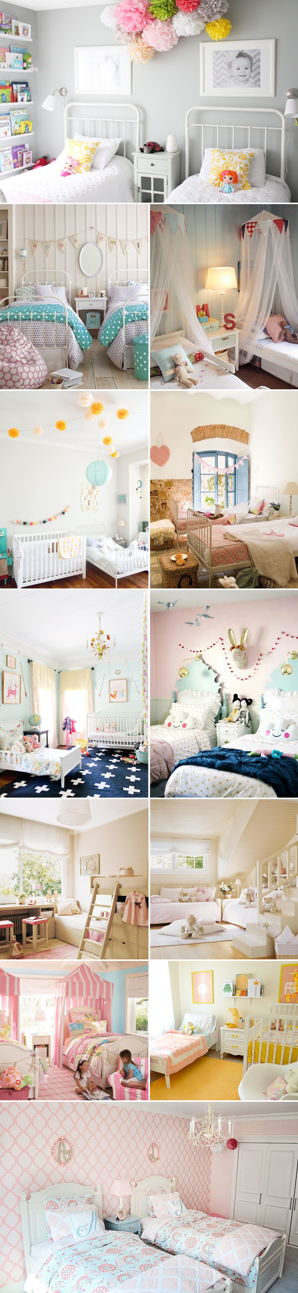 29 Shared Bedrooms Ideas For Children Praise Wedding