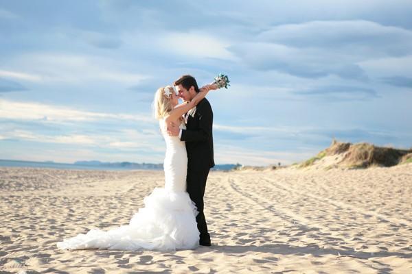 馬德里戀人 陽光海岸戶外婚禮 (C.B.Cociuba 拍攝)
