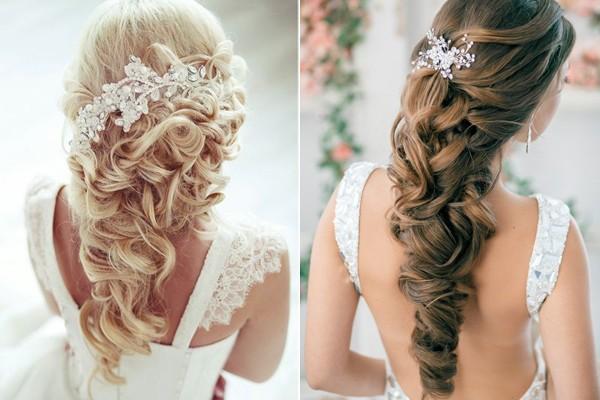 長髮公主 20個浪漫耀眼新娘髮型