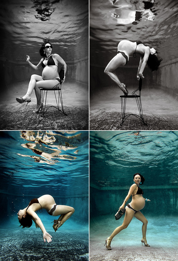 Artistic Maternity Pictures