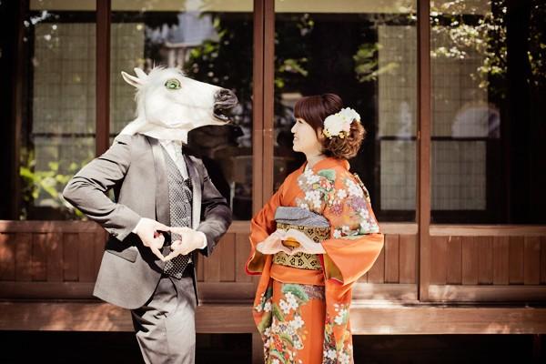 Miyako & Ray 溫馨日式風情自助婚紗 (大玠拍攝)