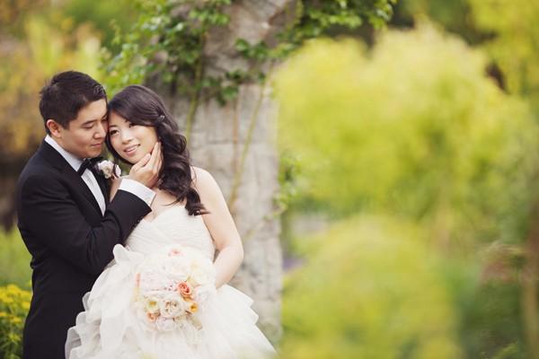 高雅室內庭園婚禮  (Lucida Photography 拍攝 DreamGroup 策劃)