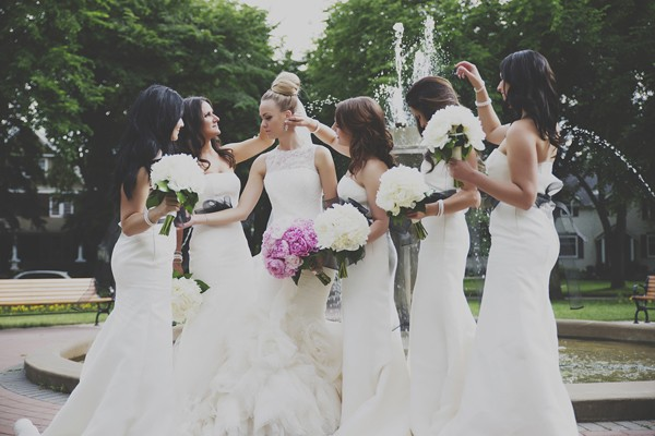 華麗時尚 Vera Wang 主題婚禮 (Lucier Photography 拍攝)