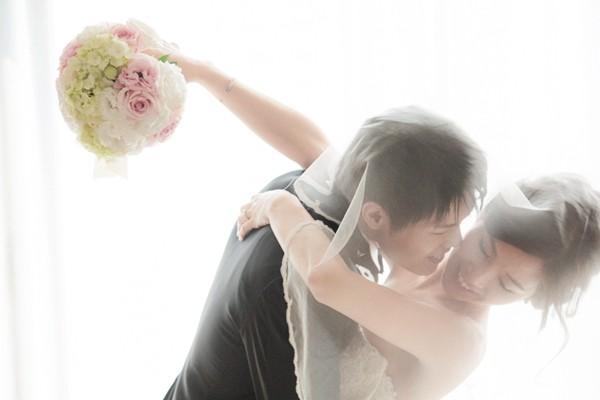歡樂溫馨 維多麗亞酒店半西式婚禮 (Roger Wu 拍攝)
