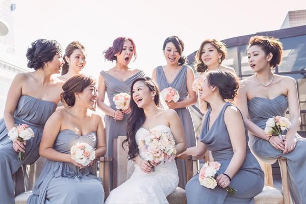 時尚歡樂 創意DIY西式婚禮 (Allen Fu 拍攝)