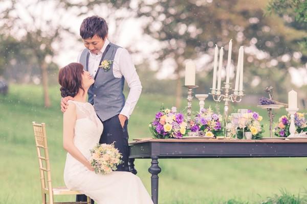 Praise Wed 創辦人的夢想婚紗照