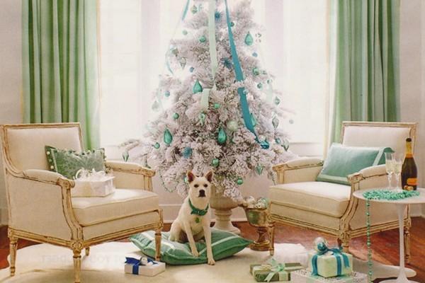 聖誕轟趴必備 – 33 個溫馨時尚聖誕居家佈置!