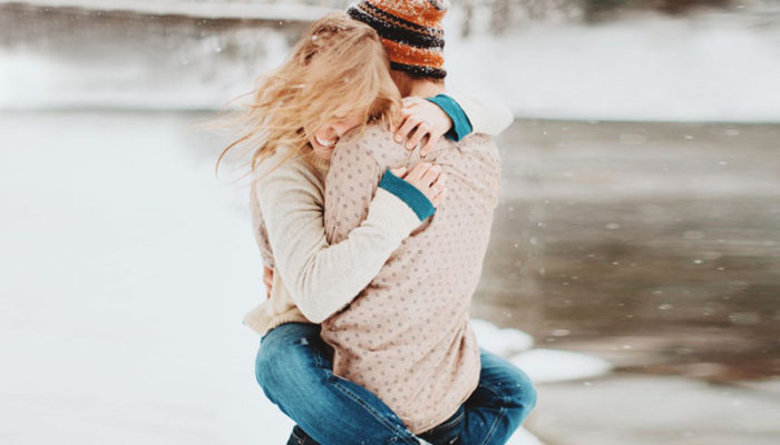 聖誕節期秀恩愛!20張超有愛聖誕主題情侶寫真!