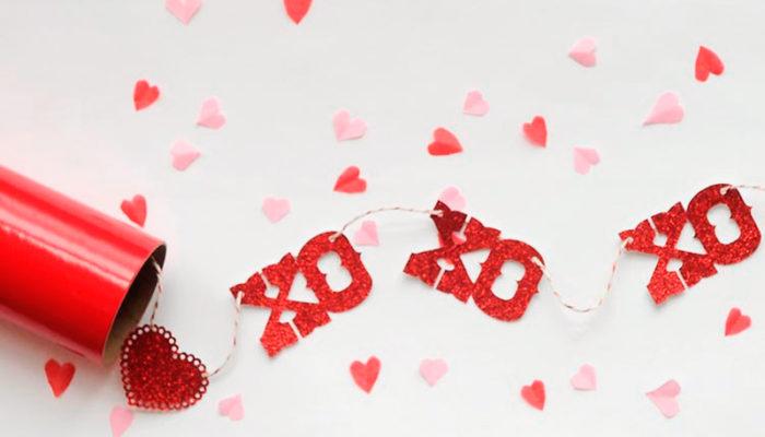 用創意說「我愛你」! 45個別出心裁的情人節浪漫驚喜!