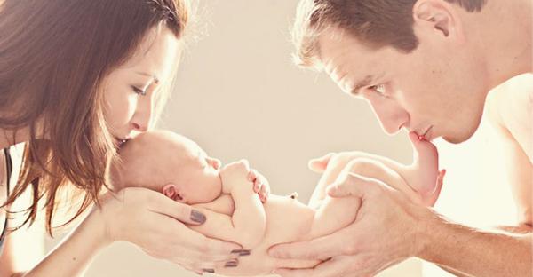 30張超有愛 父母必拍新生兒家庭寫真!