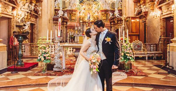 維也納城堡 浪漫童話婚禮 (Pearls & Berries 拍攝)