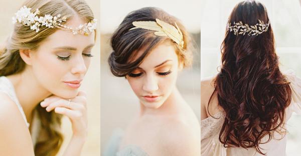 新娘髮帶如何戴出復古韻味? 25款浪漫髮帶與配戴方式!