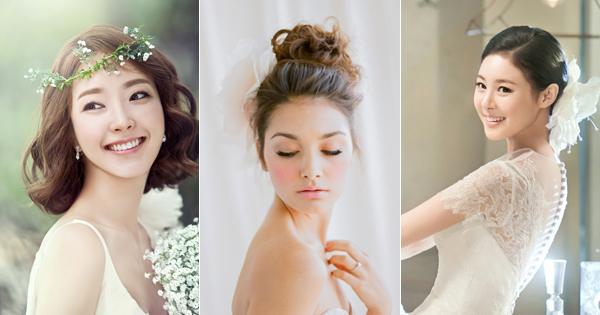 美得像自己最重要! 現代新娘最愛的超人氣透明感裸妝!