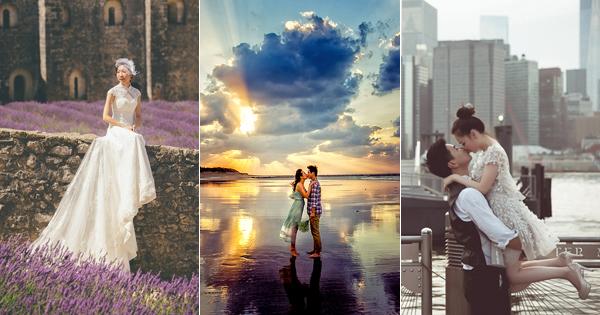 屬於戀人們的幸福畫面 – 杰出攝影工作室專訪