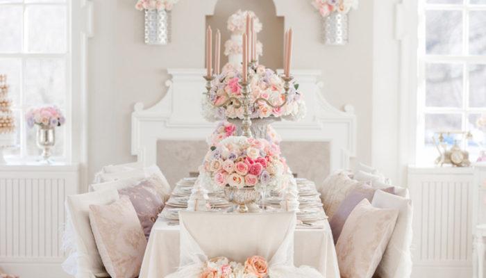 誰說婚禮一定要有華麗的大規模?小型婚禮也很美! 18種甜蜜居家風格婚宴佈置!