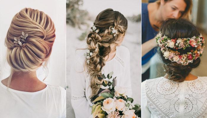 秋季什麼髮型最有魅力? 24種充滿女人味的時尚秋季新娘髮型!