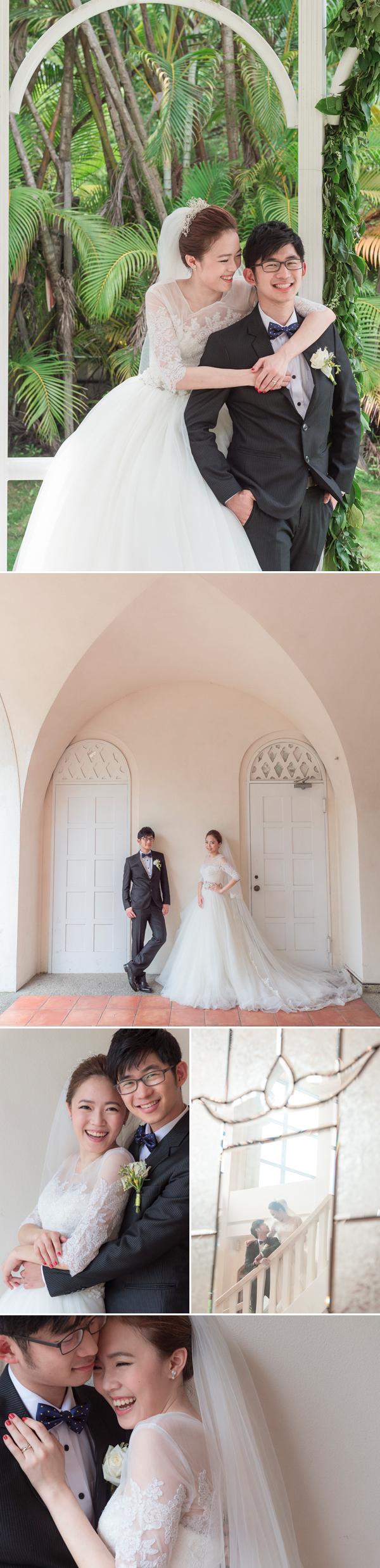 專訪|充滿創意驚喜的綠色草地 戶外婚禮 ! (Roger Wu 拍攝)