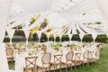 無論天氣好壞都能擁有的夢幻戶外婚禮?! 21種浪漫婚禮帳篷佈置!