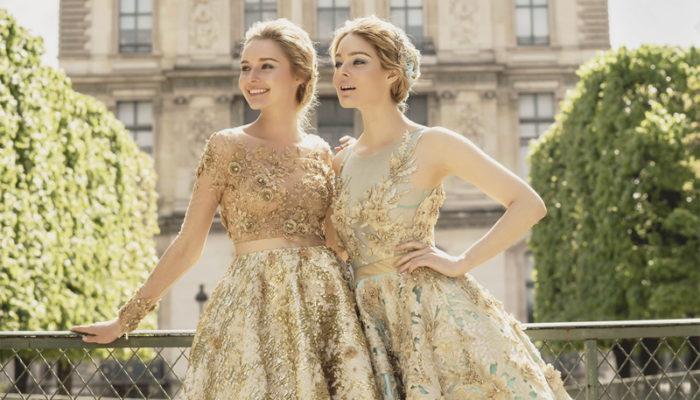 風靡全場的女王光芒 – 50件華麗微金屬系禮服!