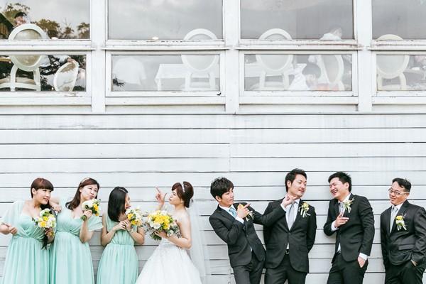 【我們就是要在一起,是幸福,也是幸運】 – 鄉村風暖心戶外婚禮 (Jay Photography 拍攝)