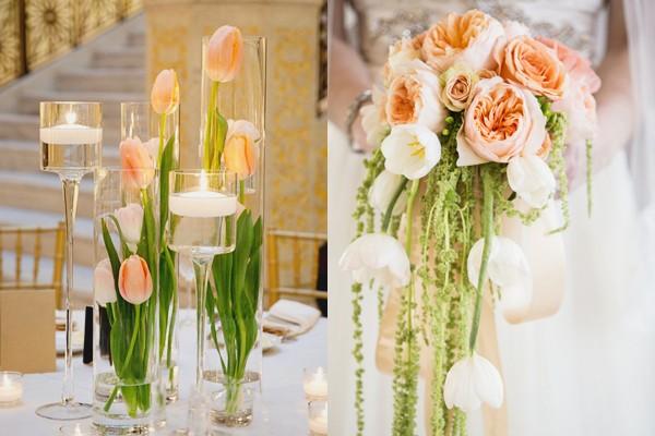四季如春的愛情 – 時尚熱情鬱金香婚禮主題設計!
