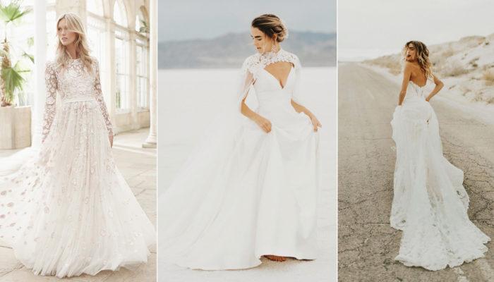 網購不再是一場噩夢! 20件妳可以安心上網購買的絕美婚紗!