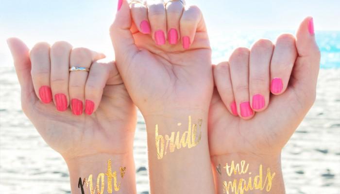 最暖心的「求婚驚喜」: 妳願意當我的伴娘嗎? 18個讓姊妹們感動難忘的甜蜜禮物!
