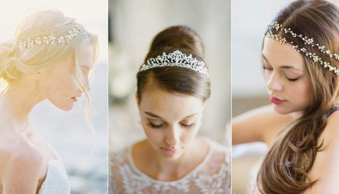 輕鬆打造氣質滿分的經典公主髮型! 20款精緻絕美手工髮箍
