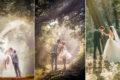 夢幻真人版童話 – 28張浪漫魔法森林婚紗照