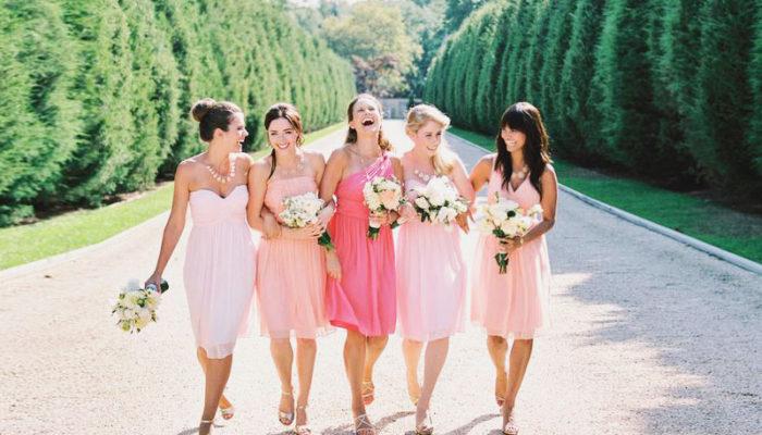 集可愛與優雅為一身! 20款時尚輕巧伴娘短禮服!