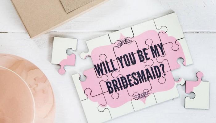 妳願意當我的伴娘嗎? 30個給姊妹的創意驚喜!