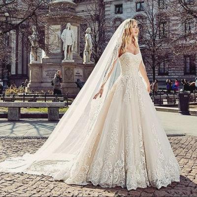 男人怎麼看婚紗? 準新郎眼中的6大最美婚紗風格, 讓妳聽見他的真心話!