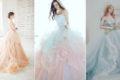 這絕對是仙女的嫁衣! 26件令人著迷的夢幻空靈系婚紗!
