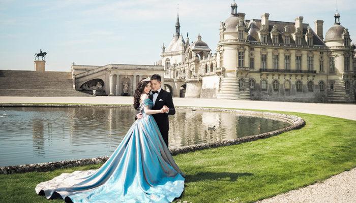 16張經典浪漫婚紗照 – 珍藏一輩子的畫面當然要經得起時間的考驗!
