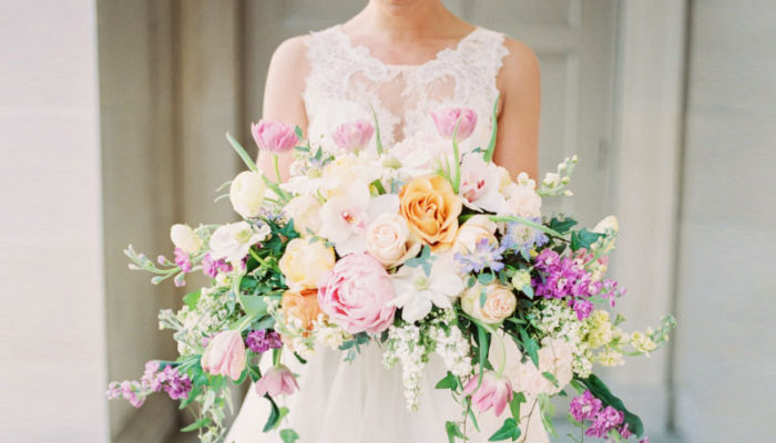 【2016 Praise Wedding 讀者最愛】 – 15束女孩們夢寐以求的最美捧花!