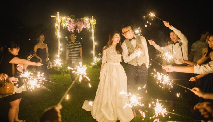 唯美浪漫的愛情慶典 – 花蓮雲山水美式戶外婚禮 (Daran Wu 拍攝)
