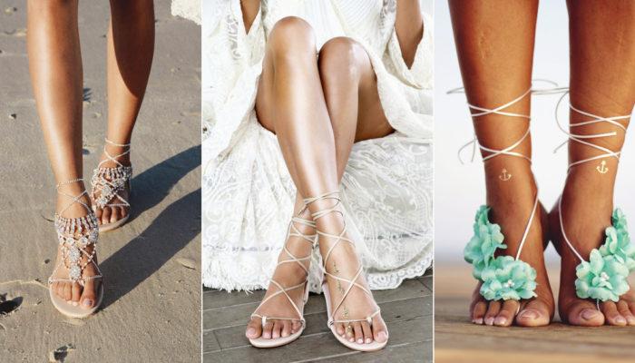 浪漫旅行少不了一雙好鞋! 18款穿上就有好心情的時尚蜜月鞋!