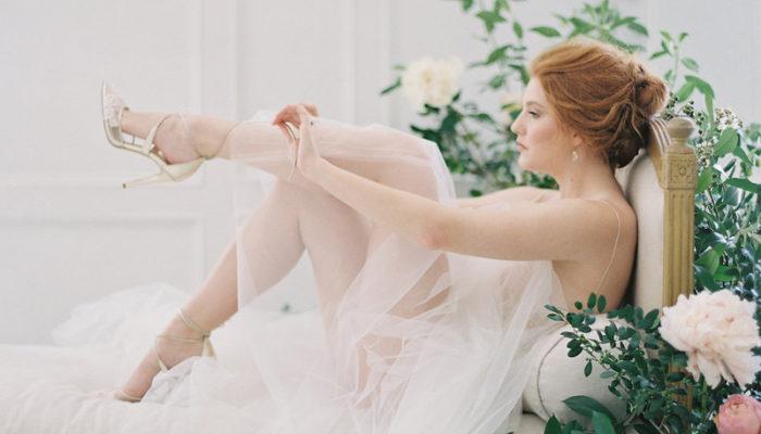 時尚公主的夢幻婚鞋! 專為新娘設計的藝術美鞋 Bella Belle Shoes!