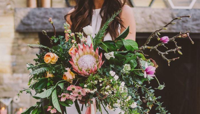 清新自然的療癒系力量 – 32種超乎你想像的時尚多肉植物婚禮設計!