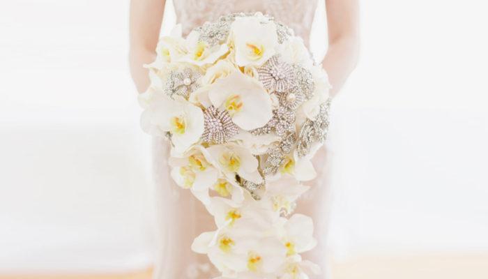 幸福不凋謝! Mlle Artsy 讓愛傳承的夢幻珠寶捧花!