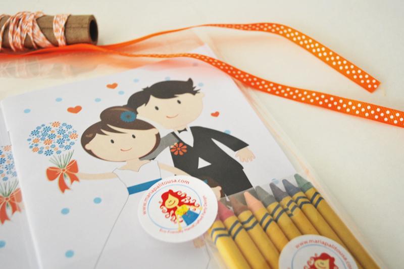 09-Wedding Coloring Book