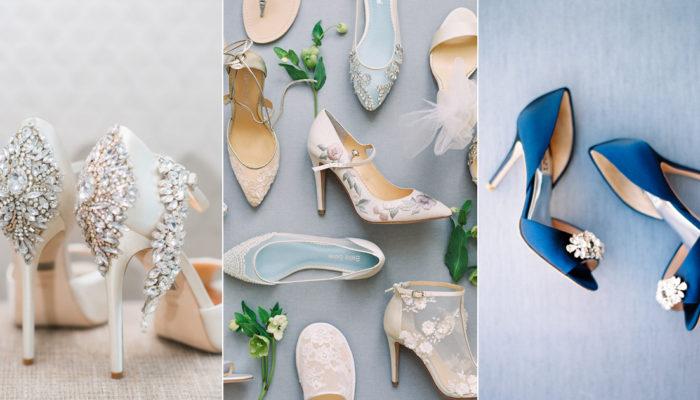 摩登新娘的婚鞋首選! 5個高人氣輕奢侈婚鞋品牌!