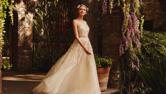 歐美新娘票選第一的平價時尚婚紗品牌! BHLDN一站式滿足所有需要!